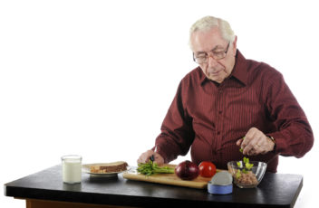 Home Care in Pasco WA: Seniors should eat more fish. Home care helps with healthy diets.