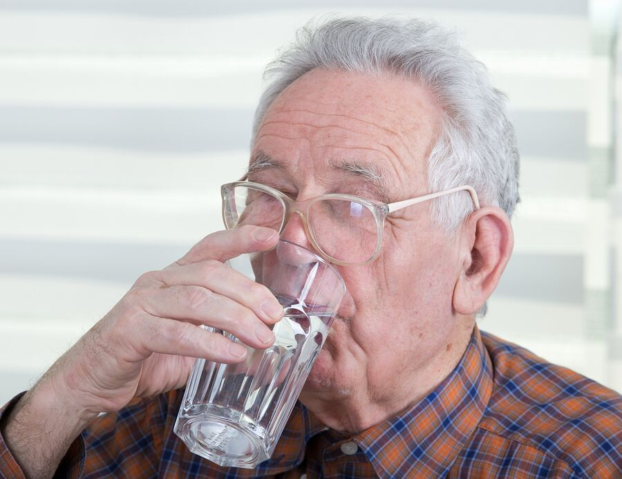 Home Care Services in Richland WA: Swallowing Problems
