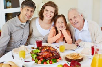 Elderly Care in Richland WA: Planning Thanksgiving