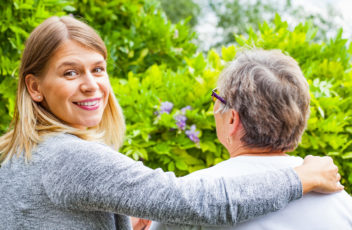 Caregiver in Burbank WA: Senior Outdoor Safety Tips