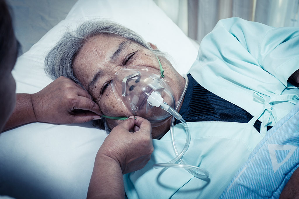 Why Is it So Important for Your Senior with COPD to Avoid Triggers?