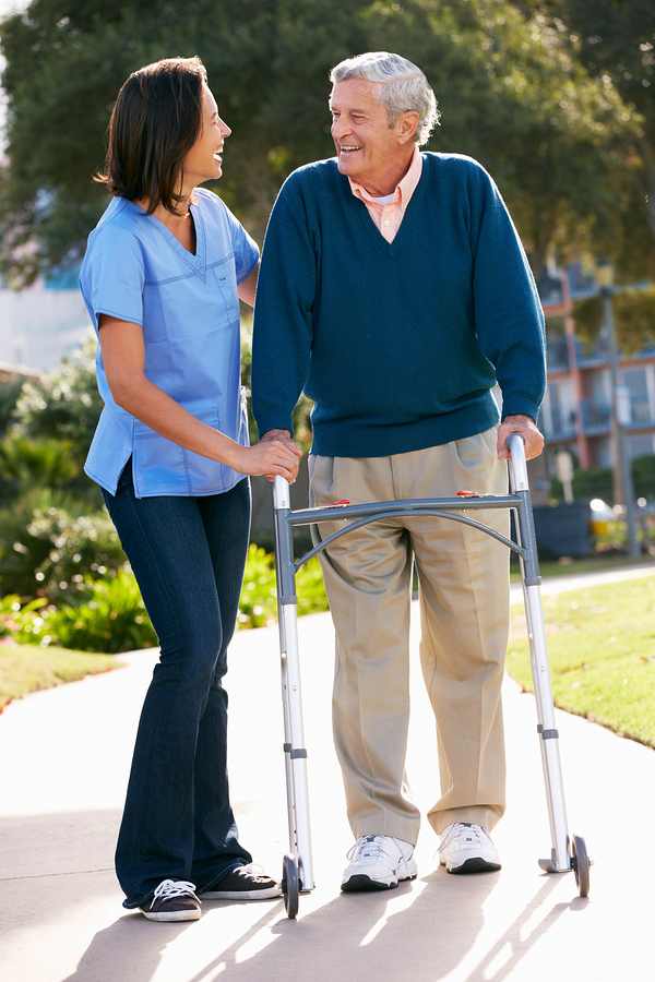 Celebrate National Senior Independence Month by Showing Your Dad How Elder Care Aids Independence