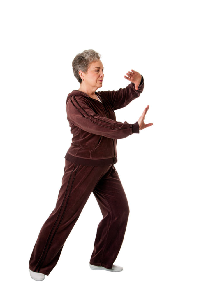 Exercise and Your Senior's Balance