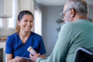 The providers of home care assistance in Kennewick, WA and nearby areas recommend seniors with chronic health issues seek out care management.